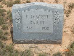 Pleasant Lafayette Dwight