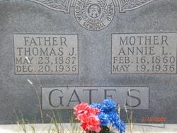 Annie L Gates