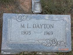M L Dayton