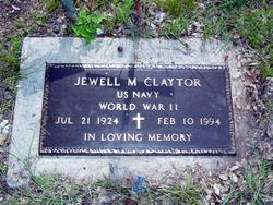 Jewell Montie Claytor