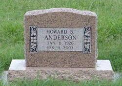 Howard B Anderson