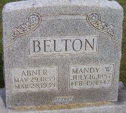 Abner T Belton