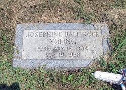 Josephine <i>Ballinger</i> Young