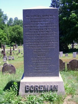Mary <i>Betts</i> Boreman