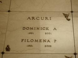 Dominick A. Arcuri