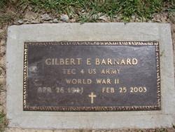 Gilbert Earl Barnard