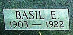 Basil E. Davis