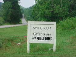 Sweetgum Cemetery