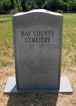 Ray County Cemetery