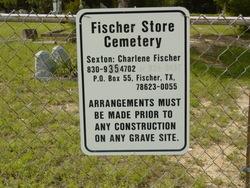 Fischer Store Cemetery