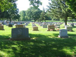 Holy Saviour Cemetery