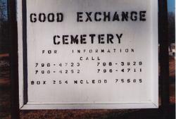 Good Exchange Cemetery