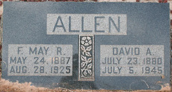 Florence May <i>Roundy</i> Allen