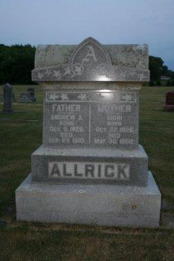 Sigri Sarah/Synneva <i>Anderson</i> Allrick