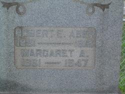 Margaret A. Maggie <i>Wilson</i> Aber