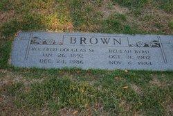 Beulah <i>Byrd</i> Brown
