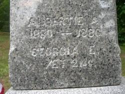 Georgia E. Washburn
