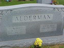 Addie Mae <i>Alderman</i> Alderman