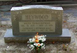 Walter Thomas Heywood