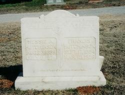 Hessie A. <i>Wheeler</i> Hutchinson