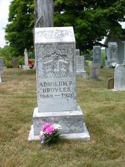 Absalom Pembrook Broyles