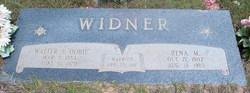 Walter Elam Dobie Widner
