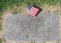 Dewey Follet Bartlett