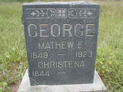 Christena <i>Treesh</i> George
