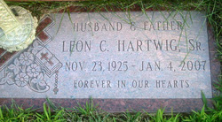 Leon C. Hartwig, Sr