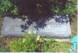 M. Marie <i>Henry</i> Airwyke