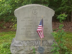 Jennie <i>Lawrence</i> Carver