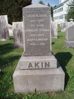 Permelia <i>Starks</i> Akin