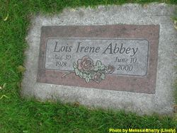 Lois Irene Abbey