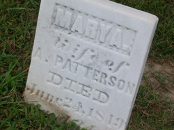 Mary Ann <i>Howard</i> Patterson