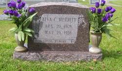 Alva C. Merritt