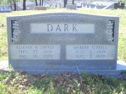 Ellener Nettie <i>Carter</i> Dark
