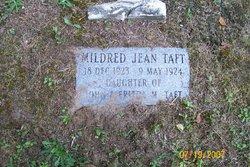 Mildred Jean Taft