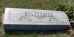 James H. Balderston