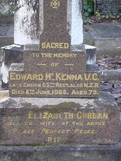 Edward McKenna