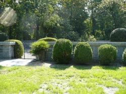 Caldwell-Burton Family Cemetery