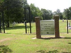 Walters Chapel Cemetery