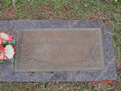 Maurine <i>Boatright</i> Baggett