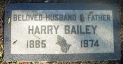 Harry Bailey