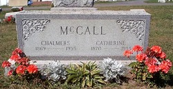 Chalmers H. McCall