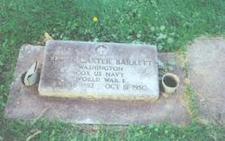 Elmer Carter Barrett