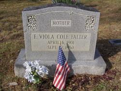 Effie. Viola <i>Cole</i> Falter