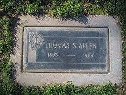 Thomas S Allen