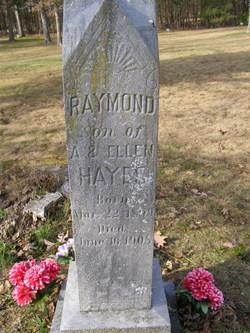 Raymond Hayes