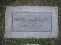 Henry Allendorf