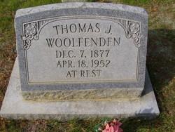 Thomas Jefferson Woolfenden, Jr